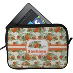 Pumpkins Tablet Case / Sleeve (Personalized)