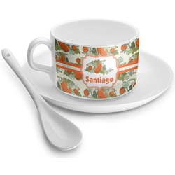 Pumpkins Tea Cups (Personalized)