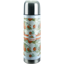 Pumpkins Stainless Steel Thermos (Personalized)