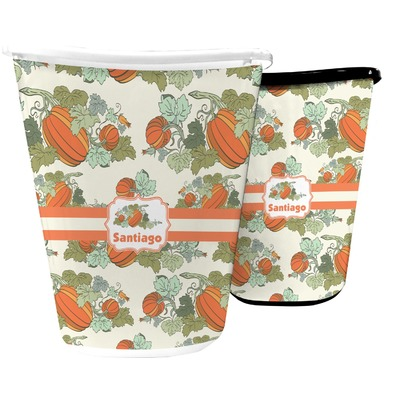 Pumpkins Waste Basket (Personalized)