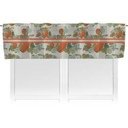 Pumpkins Valance (Personalized)