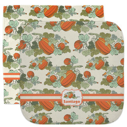 Pumpkins Facecloth / Wash Cloth (Personalized)