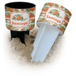 Pumpkins Beach Spiker Drink Holder (Personalized)