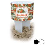Pumpkins Beach Spiker Drink Holder (Personalized)
