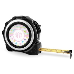 Girly Girl Tape Measure - 16 Ft (Personalized)