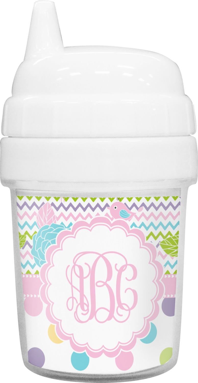 ac4e4344887 Girly Girl Baby Sippy Cup (Personalized)