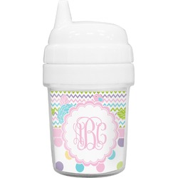 Girly Girl Baby Sippy Cup (Personalized)