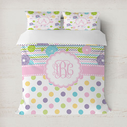 Girly Girl Duvet Covers (Personalized)