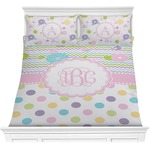 Girly Girl Comforters (Personalized)