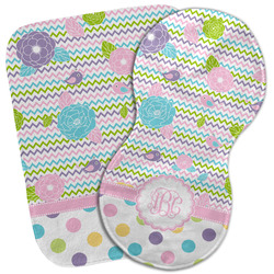 Girly Girl Burp Cloth (Personalized)