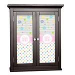 Girly Girl Cabinet Decal - Custom Size (Personalized)