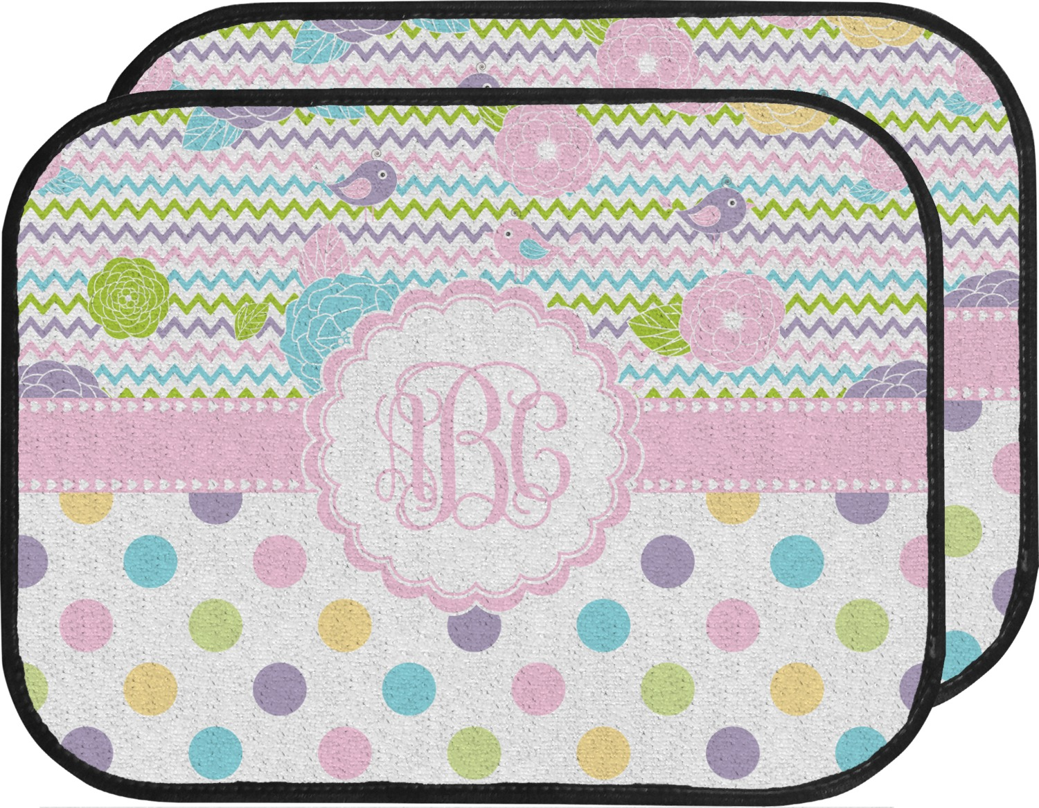 girly car floor mats. Girly Girl Car Floor Mats (Back Seat) (Personalized) Girly Car Floor Mats