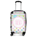 Girly Girl Suitcase (Personalized)