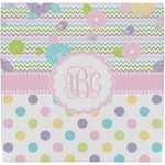 Girly Girl Ceramic Tile Hot Pad (Personalized)