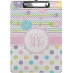 Girly Girl Clipboard (Personalized)