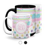 Girly Girl Coffee Mugs (Personalized)