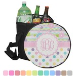 Girly Girl Collapsible Cooler & Seat (Personalized)