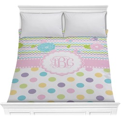 Girly Girl Comforter (Personalized)