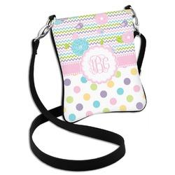 Girly Girl Cross Body Bag - 2 Sizes (Personalized)