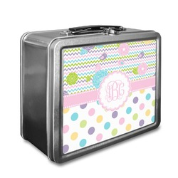 Girly Girl Lunch Box (Personalized)