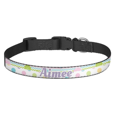 Girly Girl Dog Collar (Personalized)