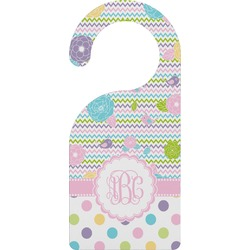 Girly Girl Door Hanger (Personalized)