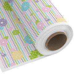 Girly Girl Custom Fabric - PIMA Combed Cotton (Personalized)