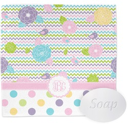 Girly Girl Wash Cloth (Personalized)