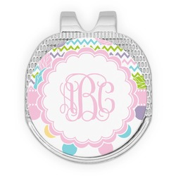 Girly Girl Golf Ball Marker - Hat Clip