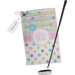 Girly Girl Golf Towel Gift Set (Personalized)