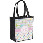 Girly Girl Grocery Bag (Personalized)