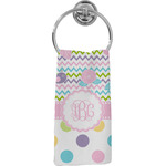 Girly Girl Hand Towel - Full Print (Personalized)