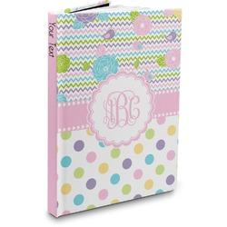 Girly Girl Hardbound Journal (Personalized)