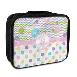 Girly Girl Insulated Lunch Bag (Personalized)