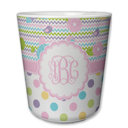 Girly Girl Plastic Tumbler 6oz (Personalized)
