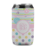 Girly Girl Can Sleeve (12 oz) (Personalized)