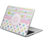 Girly Girl Laptop Skin - Custom Sized (Personalized)