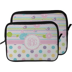 Girly Girl Laptop Sleeve / Case (Personalized)