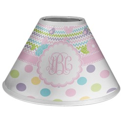 Girly Girl Coolie Lamp Shade (Personalized)