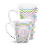 Girly Girl Latte Mug (Personalized)