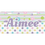 Girly Girl Front License Plate (Personalized)