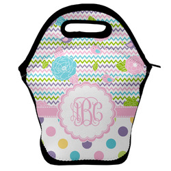 Girly Girl Lunch Bag (Personalized)