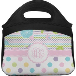 Girly Girl Lunch Tote (Personalized)