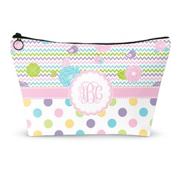 Girly Girl Makeup Bags (Personalized)
