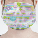 Girly Girl Face Mask Cover (Personalized)