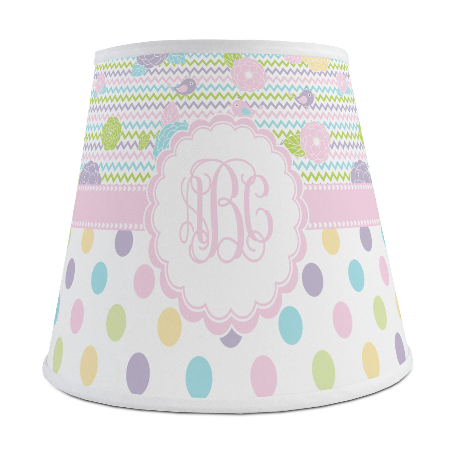 Girly Lamps For Bedroom: Girly Girl Empire Lamp Shade (Personalized)