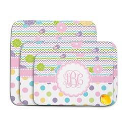 Girly Girl Memory Foam Bath Mat (Personalized)