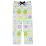Girly Girl Mens Pajama Pants (Personalized)