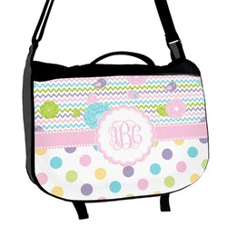 Girly Girl Messenger Bag (Personalized)