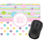 Girly Girl Mouse Pads (Personalized)
